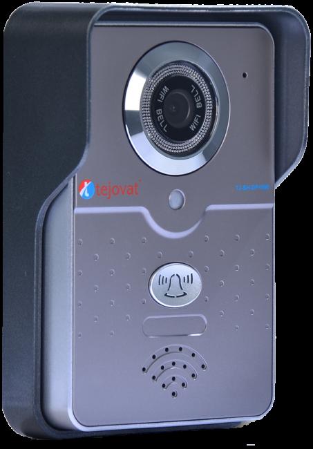 tejovat smart video doorbell DP1000